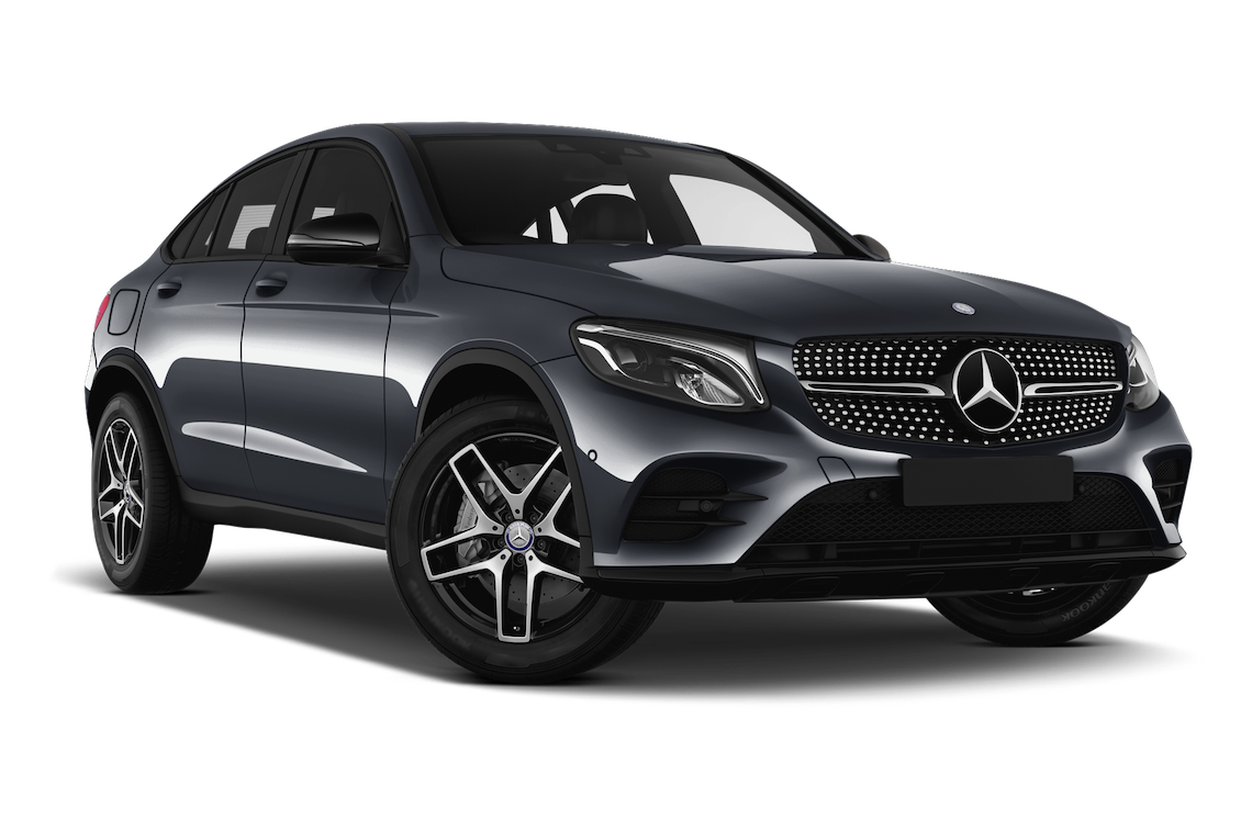 Mercedes GLC Coupe Lease deals from £330pm | carwow