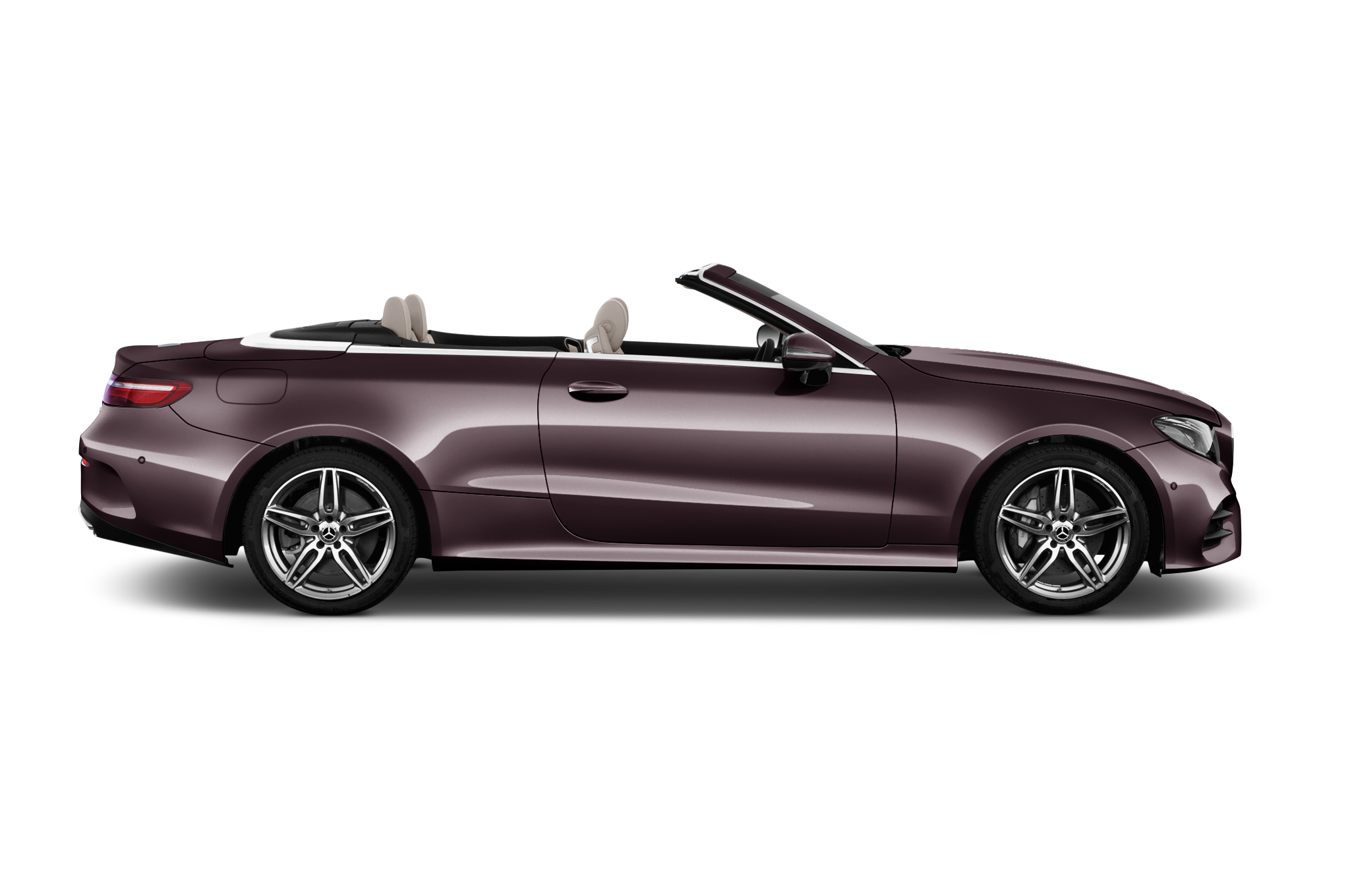 Similar to the Mercedes-Benz E Class Cabriolet