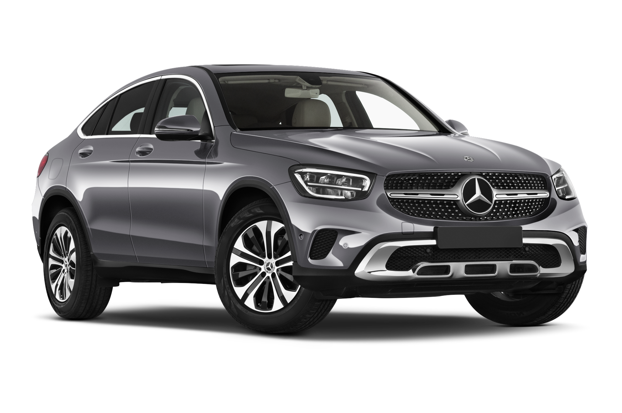 Mercedes Glc Coupe Lease Deals From 408pm Carwow